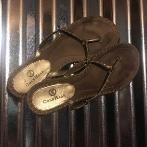 Cole Haan Rhinestone Sandals